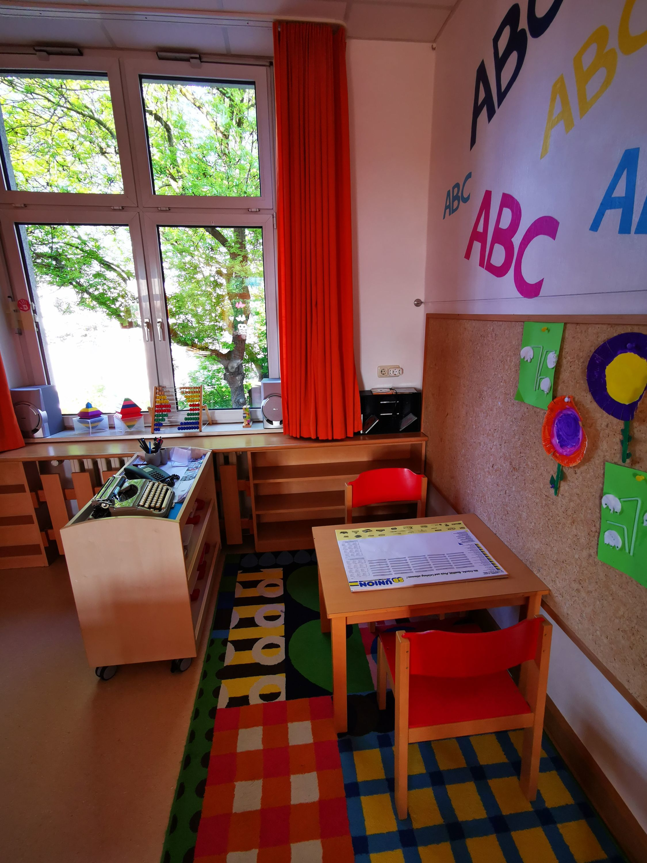 ABC Raum Kinderbüro