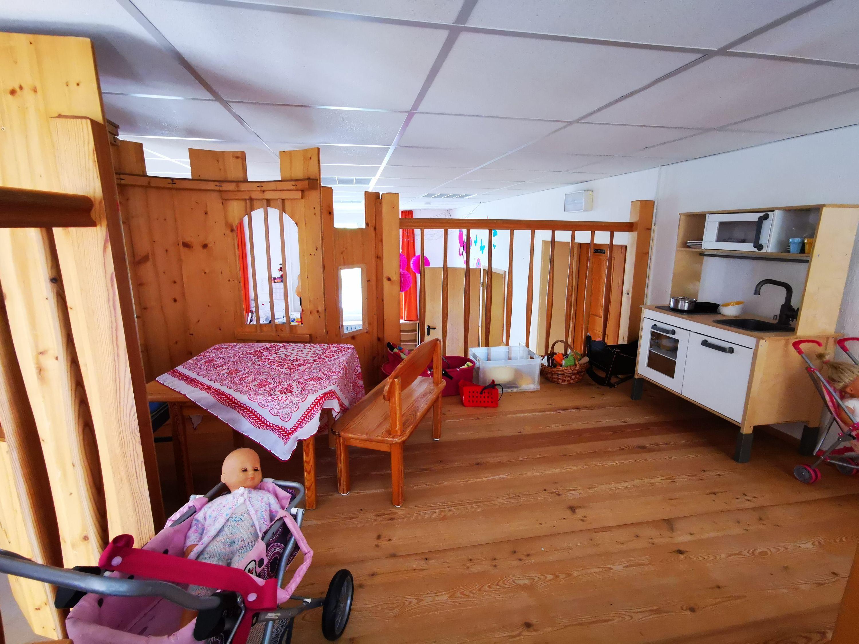 ABC Raum Puppenküche