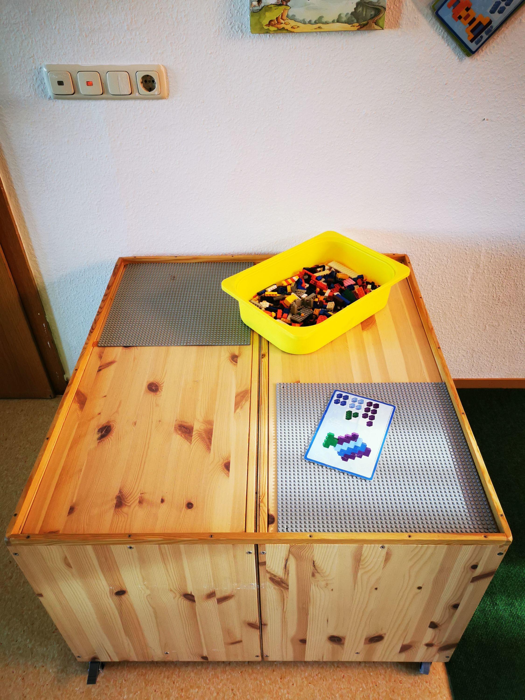 Bauraum Legotisch